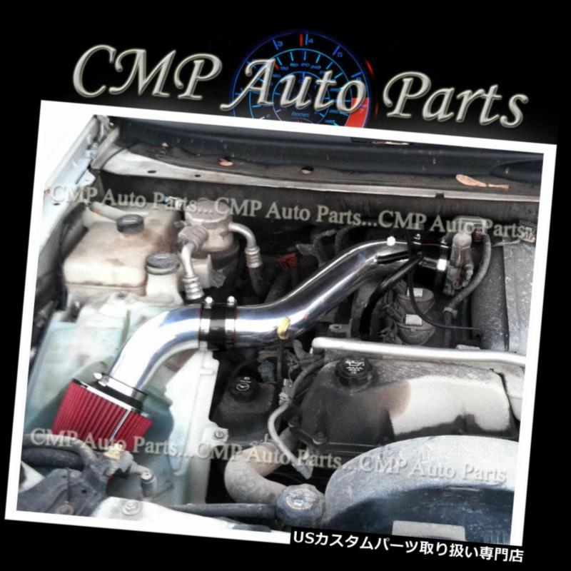 USエアインテーク インナーダクト BLACK RED 2002-2005 CHEVY TRAILBLAZER 4.2 4.2L I6エアインテークキットシステム BLACK RED 2002-2005 CHEVY TRAILBLAZER 4.2 4.2L I6 AIR INTAKE KIT SYSTEMS