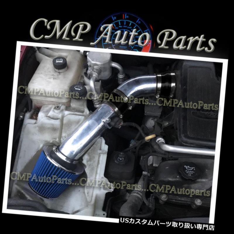 LS 3.5 3.5L AIR INTAKE KIT SYSTEMS BLACK /& RED 2005-2010 PONTIAC G6 MAXX SS