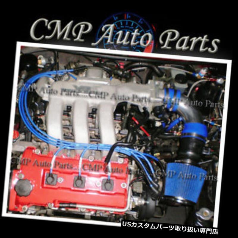 BLUE AIR INTAKE KIT FIT 2001-2005 HYUNDAI ACCENT 1.6 1.6L ENGINE