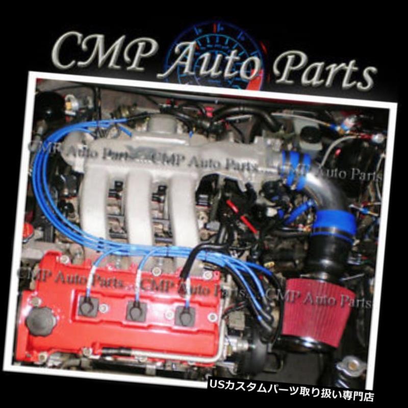 USエアインテーク インナーダクト 1993-1997 MAZDA MX-6 LS 626 ES / LX 2.5L V6エアインテークキットインダクションシステム 1993-1997 MAZDA MX-6 LS 626 ES/LX 2.5L V6 AIR INTAKE KIT INDUCTION SYSTEMS