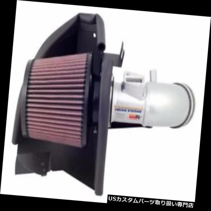USエアインテーク インナーダクト 2006-2011ホンダシビック1.8L L4のためのK& N台風寒冷吸気システム69-1013TS K&N Typhoon Cold Air Intake System 69-1013TS For 2006-2011 Honda Civic 1.8L L4
