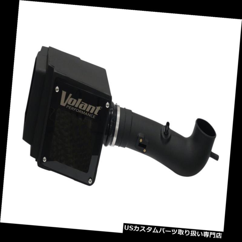 USエアインテーク インナーダクト 冷却水性能155546冷気取り入れキット Volant Performance 155546 Cold Air Intake Kit