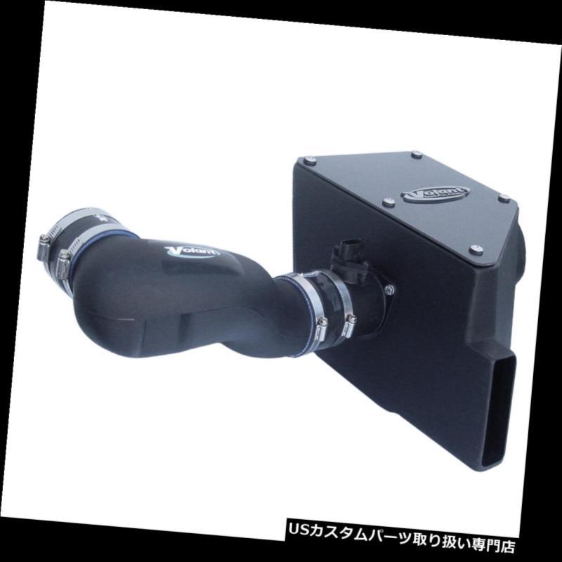 USエアインテーク インナーダクト 冷却剤性能15636C冷気取り入れキットは04-06 CTSに合います Volant Performance 15636C Cold Air Intake Kit Fits 04-06 CTS