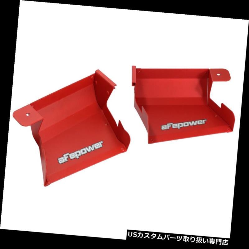 AFE Filters 54-11478-R Magnum FORCE Intake System Dynamic Air Scoop