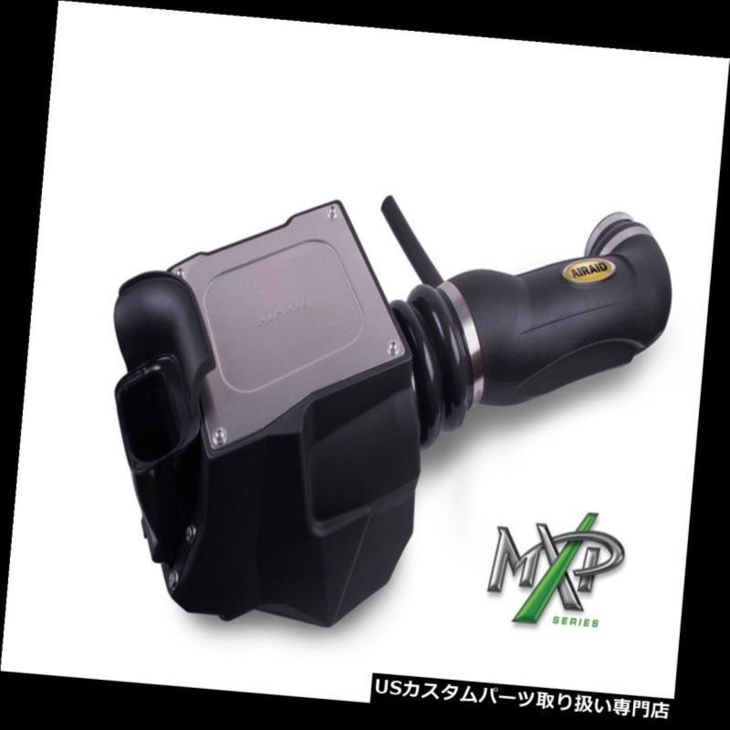 エアインテーク インナーダクト Airaid 310-132 AIRAID MXPシリーズ冷気取り入れシステムは12-18ラングラーに合います(JK) Airaid 310-132 AIRAID MXP Series Cold Air Intake System Fits 12-18 Wrangler (JK)