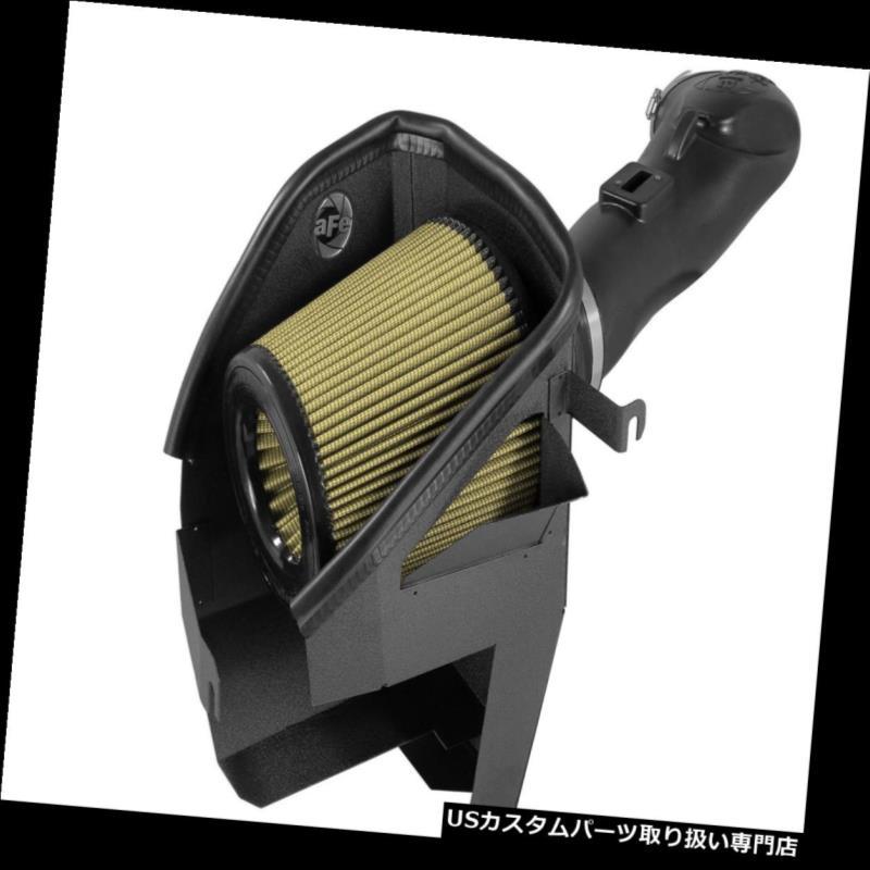 エアインテーク インナーダクト aFeパワー75-11872-1マグナムフォースステージ2プロガード7エアインテークシステム aFe Power 75-11872-1 Magnum FORCE Stage-2 Pro-GUARD 7 Air Intake System