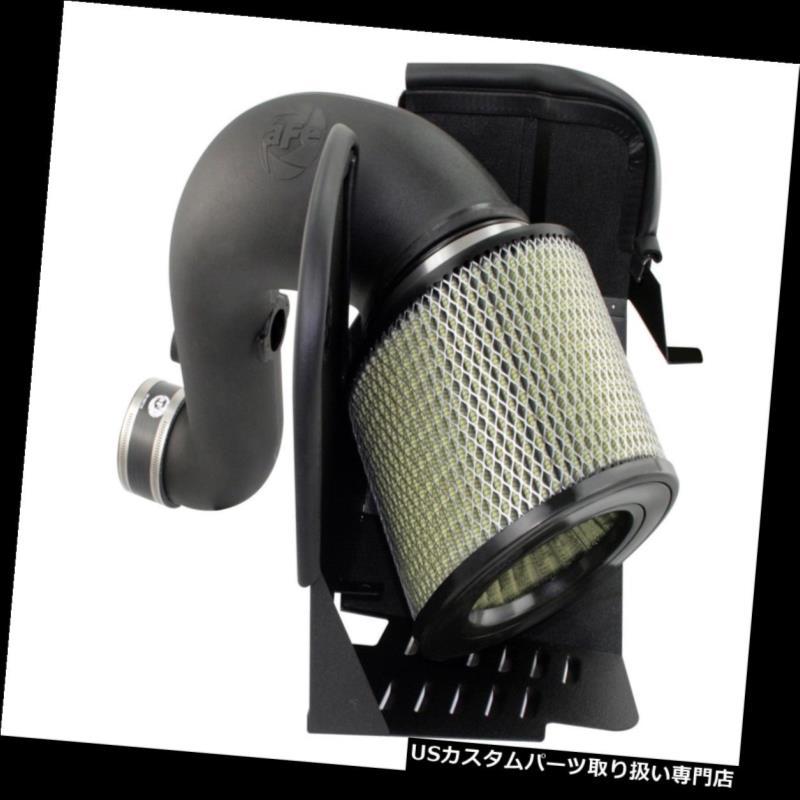 エアインテーク インナーダクト aFeパワー75-11342-1マグナムフォースステージ2プロガード7エアインテークシステム aFe Power 75-11342-1 Magnum FORCE Stage-2 Pro-GUARD 7 Air Intake System