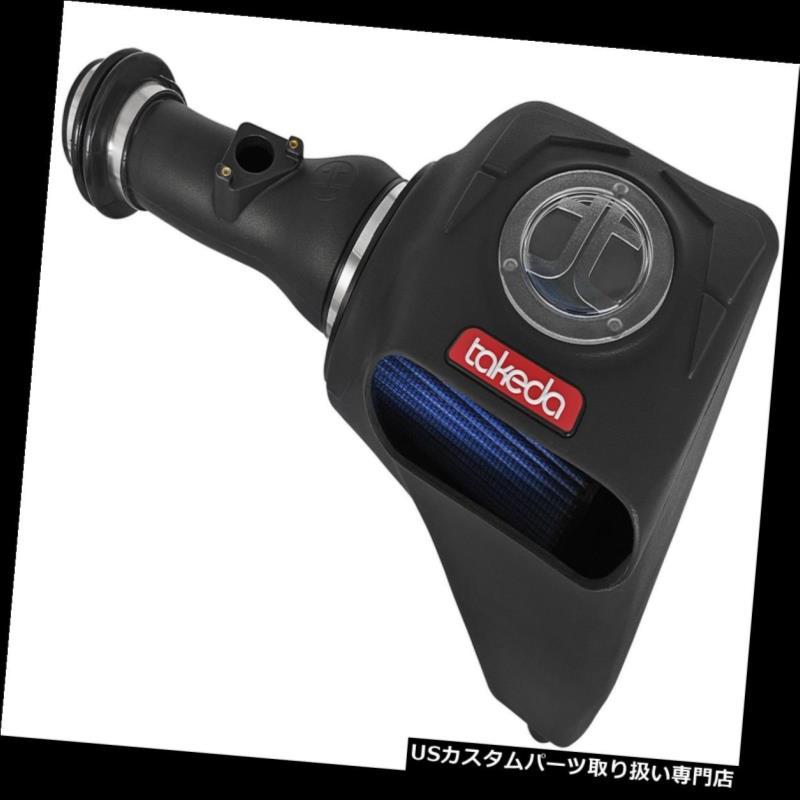 USエアインテーク インナーダクト aFe Power TM-1024B-R武田運動量GT Pro 5R空気取り入れシステムシビックにフィット aFe Power TM-1024B-R Takeda Momentum GT Pro 5R Air Intake System Fits Civic