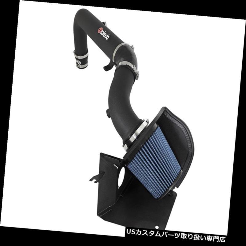 USエアインテーク インナーダクト aFe Power TR-5307B-R武田ステージ2プロ5Rエアインテークシステムは16-18焦点に適合 aFe Power TR-5307B-R Takeda Stage-2 Pro 5R Air Intake System Fits 16-18 Focus