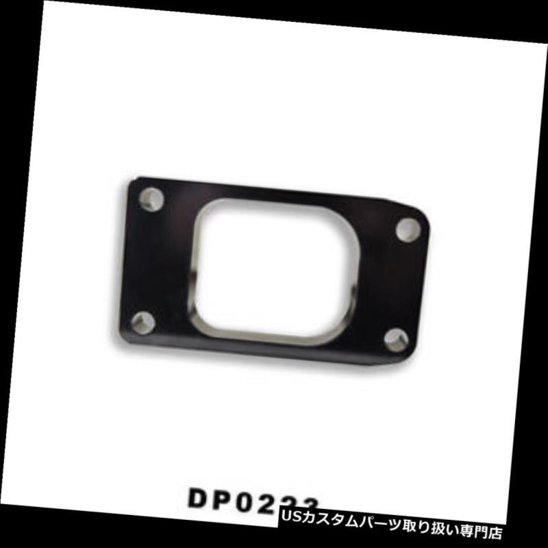 BLUE Cone Dry Filter AIR INTAKE MAF Adapter Kit For Mitusbishi 02-06 Lancer 2.0