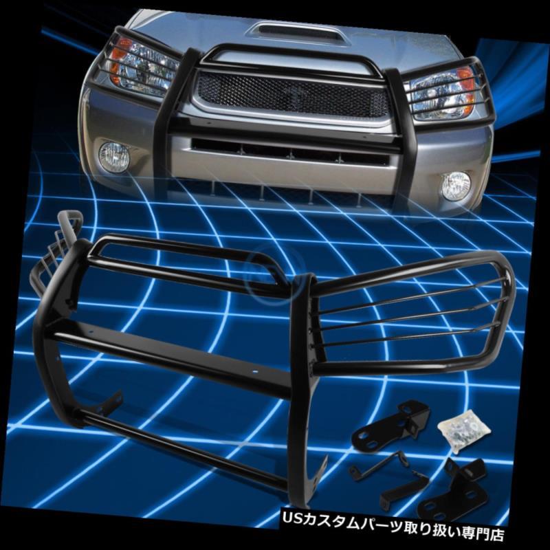 Brush SUV Bumper 2001-2005 SUV Toyota Black 2001-2005トヨタRAV4 XA20 for グリルガード XA20のための黒いブラシのバンパープロテクターグリルガード Guard Grille Protector RAV4