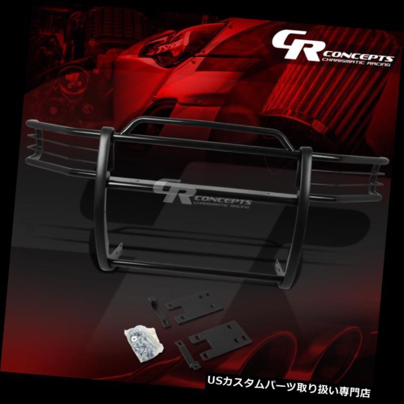 BLACK SPORT RAM MILD FOR 99-01 GUARD 1500 DODGE STEEL 1500スポーツ用ブラックマイルドスチールバンパーグリル/グリルガードキット GRILLE/GRILL BUMPER 99-01 グリルガード KIT DODGE RAM