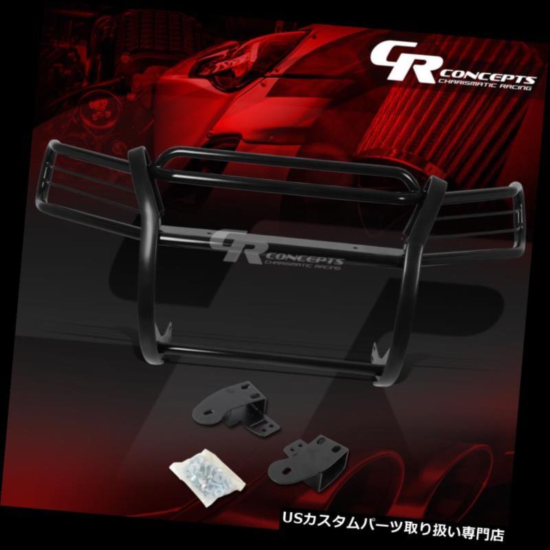 RD1-RD3のための黒い穏やかな鋼鉄前部バンパーグリル/グリルガードキット GUARD 97-01ホンダCRV STEEL 97-01 MILD BLACK FRONT HONDA FOR RD1-RD3 KIT グリルガード BUMPER CRV GRILLE/GRILL