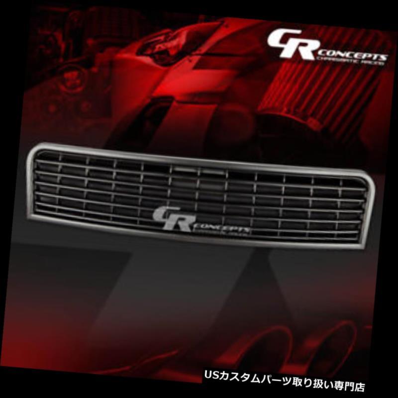 グリルガード 02-05 AUDI A4 / S4 B6 TYP 8Eのための黒いABSプラスチック前部バンパーグリル/グリルガード BLACK ABS PLASTIC FRONT BUMPER GRILLE/GRILL GUARD FOR 02-05 AUDI A4/S4 B6 TYP 8E