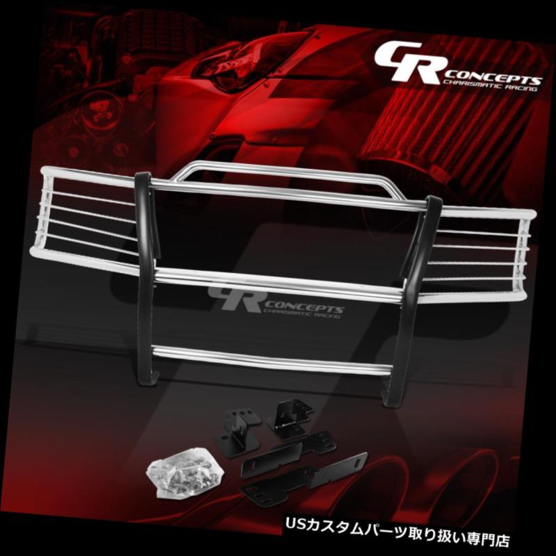GRILLE/GRILL BUMPER CHROME 00-06 TAHO用クロムステンレスフロントバンパーグリル/グリルガード SUBURBAN SUBURBAN TAHOE CHEVY STAINLESS CHEVY 00-06 グリルガード GUARD FOR FRONT