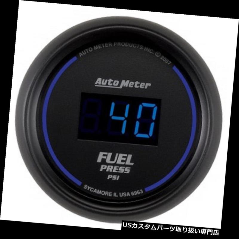 "Auto Meter 2603 2-1//16/"" Z-Series Mechanical Fuel Pressure Gauge 0-15 PSI"