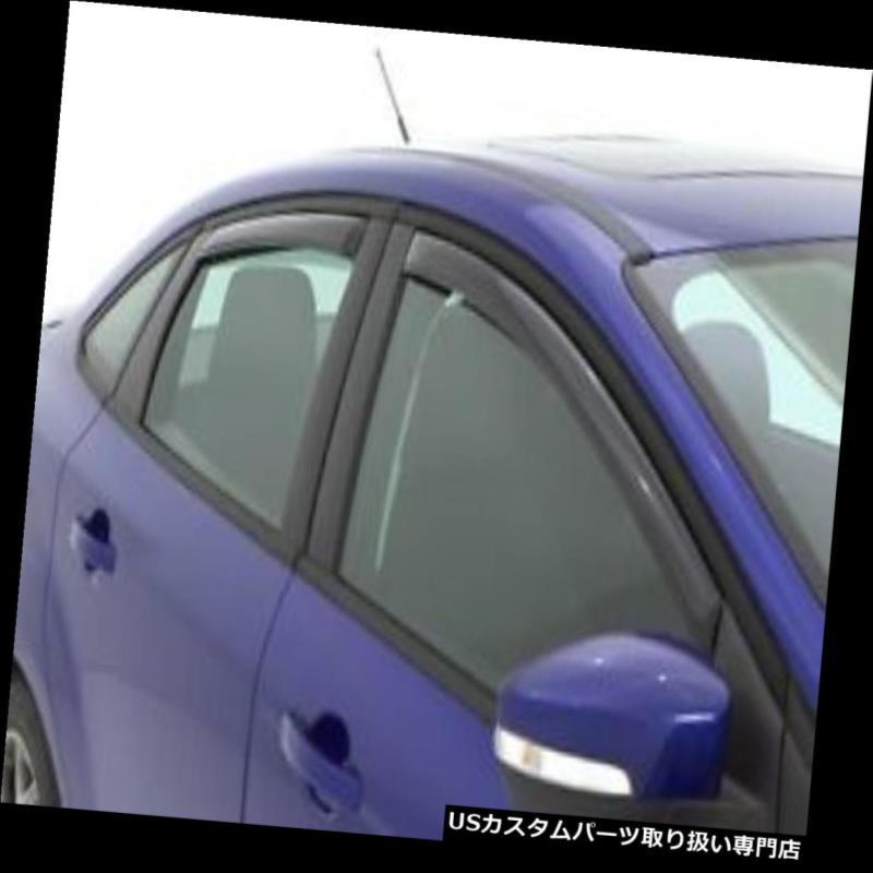 Auto Ventshade 92455 Side Window Vent-Ventvisor R Deflector 2 pc