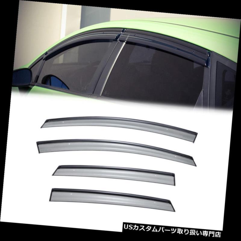 ベントバイザー ドアバイザー Rain レインガード フォードフィエスタ用ハッチバック11-17ブラックトリム[クリップON]ウィンドウベントバイザーレインガード For Ford Fiesta ドアバイザー Hatchback 11-17 Black Black Trim[Clip ON] Window Vent Visor Rain Guard, 秘密基地:52b346c4 --- ljudi.ee