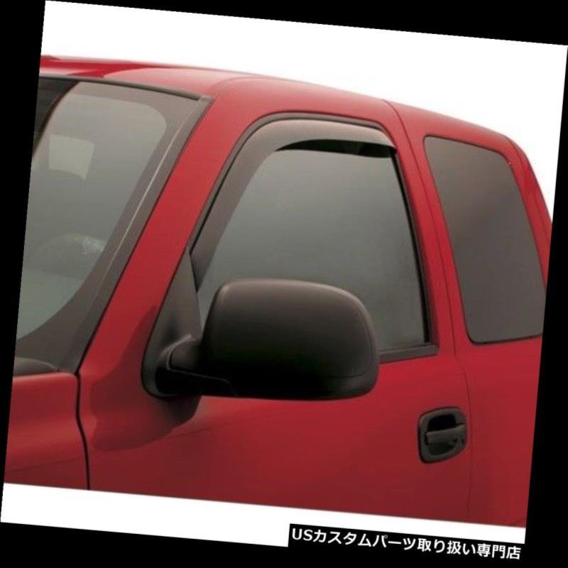 ベントバイザー ドアバイザー レインガード 192052年トヨタシエナヴァンのAVSインチャネルベントバイザーレインガード1998-2003 192052 AVS In-Channel Vent Visor Rain Guards for Toyota Sienna Van 1998-2003