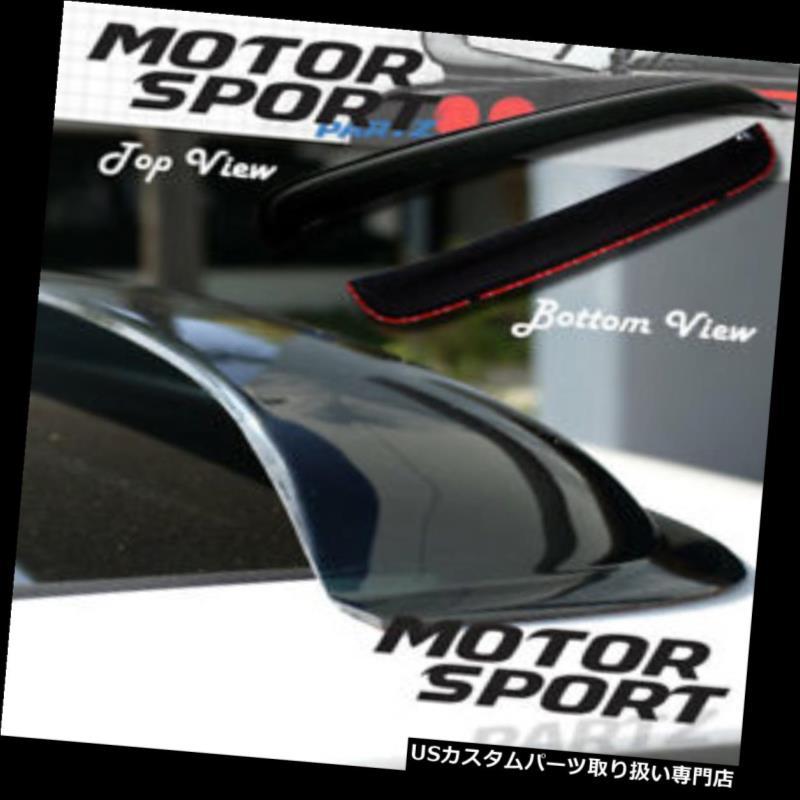 ベントバイザー ドアバイザー レインガード JDMアウトチャネル2MMベントバイザー5pcsディフレクター& サンルーフマツダ3 4ドア14-16 JDM Out-Channel 2MM Vent Visors 5pcs Deflector & Sunroof Mazda 3 4 Door 14-16