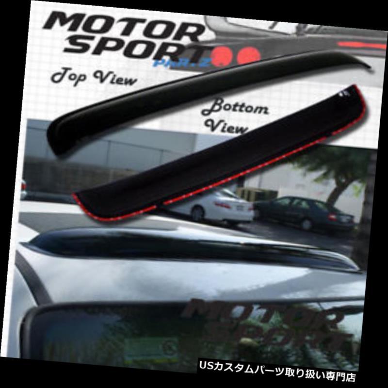 ベントバイザー ドアバイザー レインガード JDMアウトサイドマウント2MMベントバイザー5pcディフレクター&アンプ; トヨタシエナ04-10のサンルーフ JDM Outside Mount 2MM Vent Visor 5pc Deflector & Sunroof For Toyota Sienna 04-10
