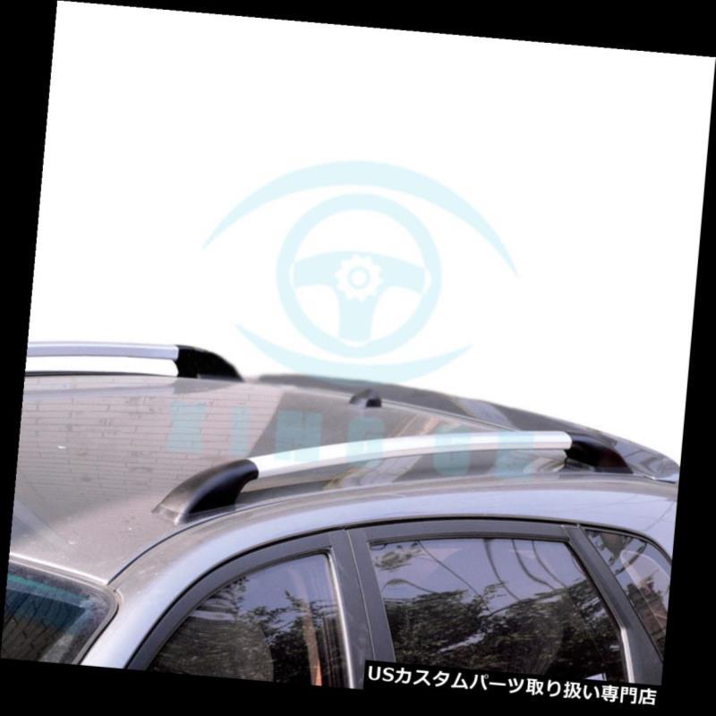 カーゴ ルーフ キャリア 合金貨物屋根の上の棚の荷物のキャリアバーの黒はMazda 8 2011-15のために保護します Alloy Cargo Roof Top Rack Luggage Carrier Bars Black Protect For Mazda 8 2011-15