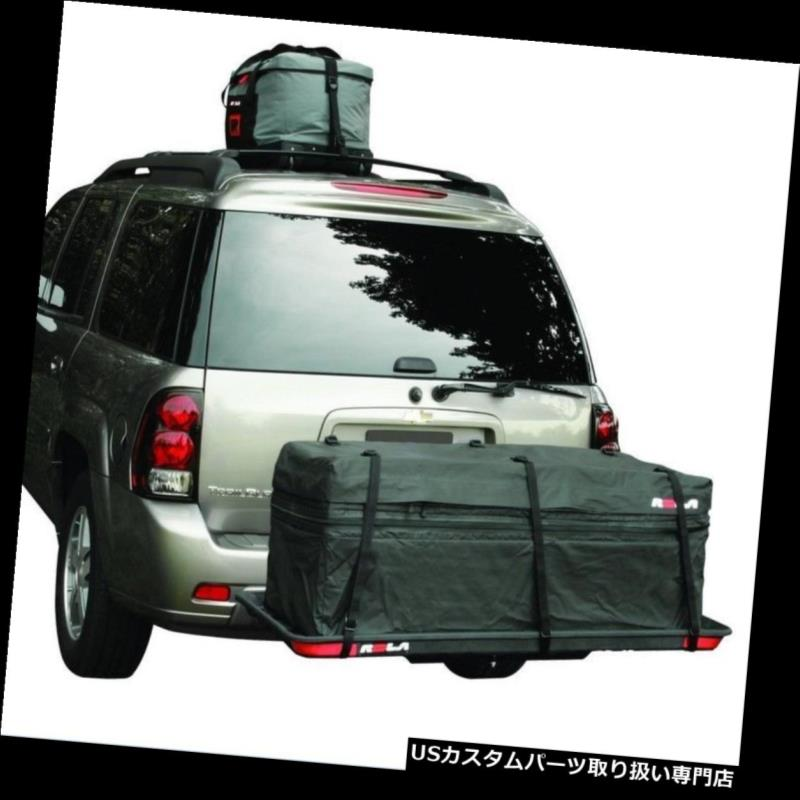 カーゴ ルーフ キャリア トレイトレイカーゴバッグレインプルーフエクスパンド可能トラベル荷物キャリアカーSuv Van新 HITCH TRAY CARGO BAG RAINPROOF EXPANDABLE Travel Luggage Carrier Car Suv Van NEW