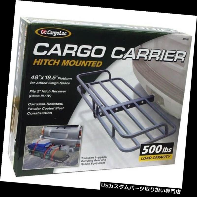 カーゴ ルーフ キャリア CargoLoc 32500ヒッチマウントカーゴキャリア500ポンド容量 CargoLoc 32500 Hitch Mounted Cargo Carrier 500lbs Capacity New