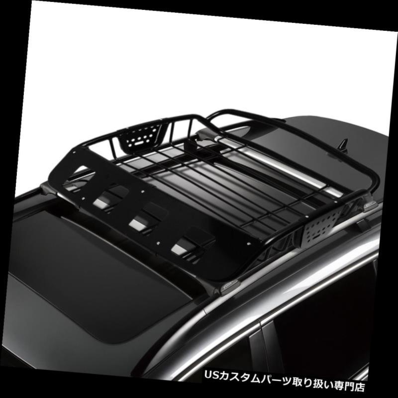 カーゴ ルーフ キャリア 頑丈な鋼鉄調節可能なSUVの屋根の貨物バスケット車の上の荷物のキャリア/ホールダー Heavy Duty Steel Adjustable SUV Roof Cargo Basket Car Top Baggage Carrier/Holder