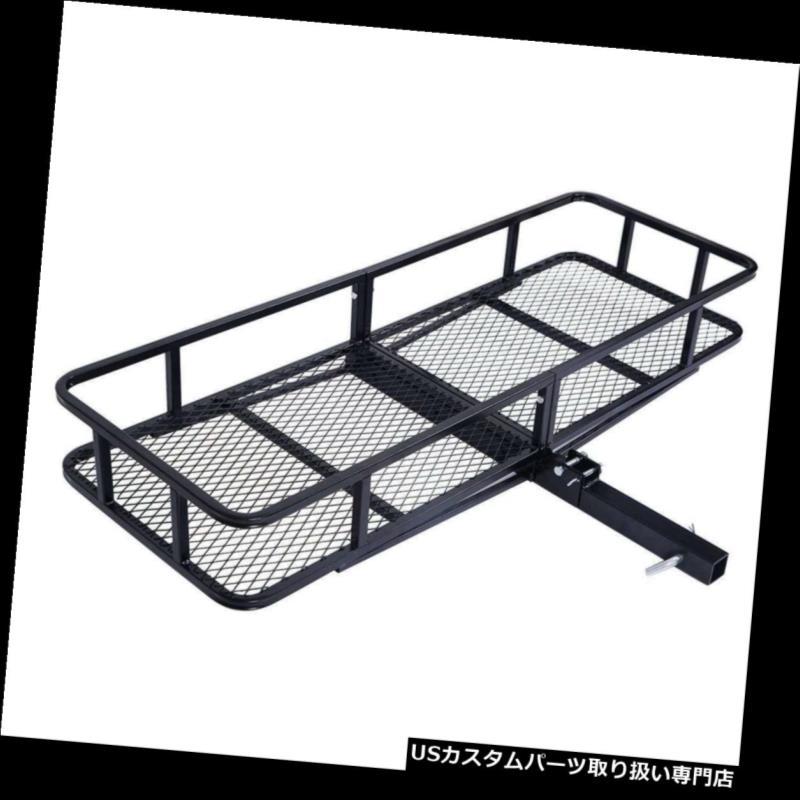 カーゴ ルーフ キャリア 500ポンドの貨物運送業者のキャリアの連結器によって取付けられる荷物のバスケットは2