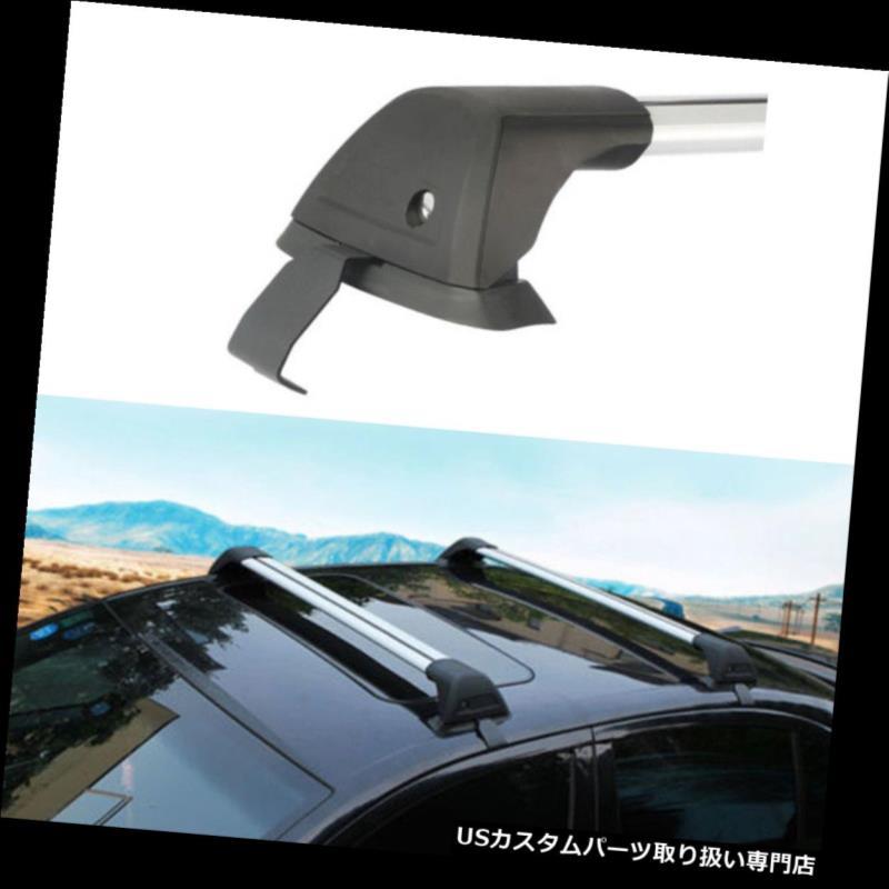 カーゴ ルーフ キャリア シボレーアベオハッチバック2011-2014の貨物サイドレール荷物キャリア For Chevrolet Aveo Hatchback 2011-2014 Cargo Side Rails Luggage Carrier