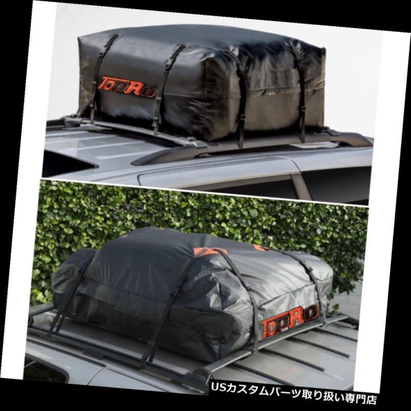 カーゴ ルーフ キャリア 屋上カーゴバッグ防水カーバンSUVトラベルルーフトップ荷物収納キャリア Rooftop Cargo Bag Waterproof Car Van SUV Travel Roof Top Luggage Storage Carrier