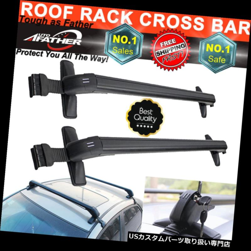 カーゴ ルーフ キャリア トヨタRAV4ハイランダー4ランナー車のルーフクロスバー荷物貨物キャリアラック For Toyota RAV4 Highlander 4Runner Car Roof Crossbars Luggage Cargo Carrier Rack