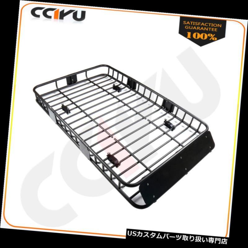 カーゴ ルーフ キャリア トップラゲッジホールディングキャリアバスケットカーユニバーサル64