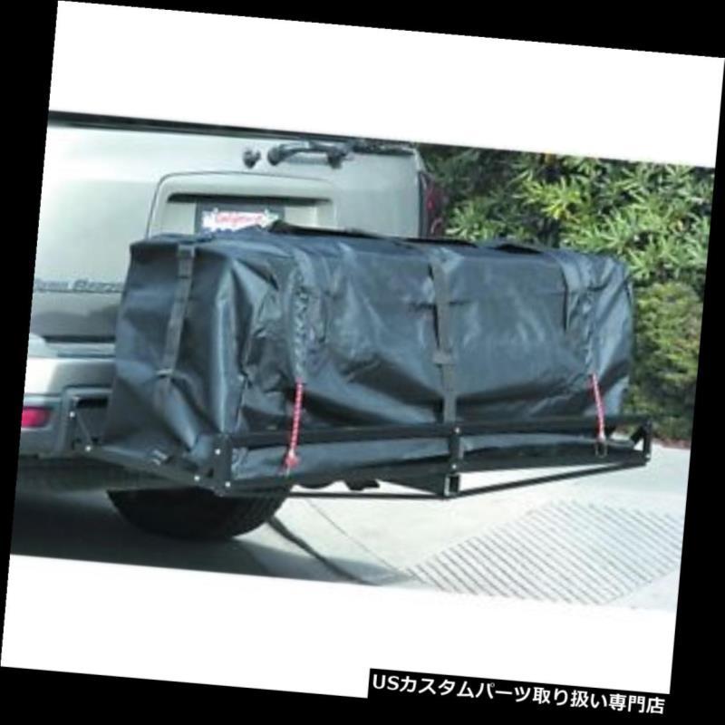 カーゴ ルーフ キャリア ヒッチマウント超過貨物運搬人のための貨物バッグ! 新しい! CARGO BAG For Hitch Mount Excess Cargo Carrier! NEW!