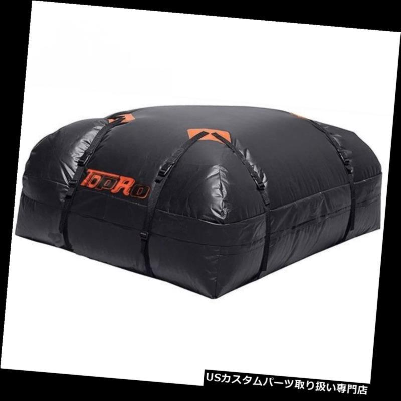 カーゴ ルーフ キャリア SUVカーゴ防水カールーフトップキャリア収納ブランドバッグラック荷物ブラック SUV Cargo Waterproof Car Roof Top Carrier Storage Brand Bag Rack Luggage Black