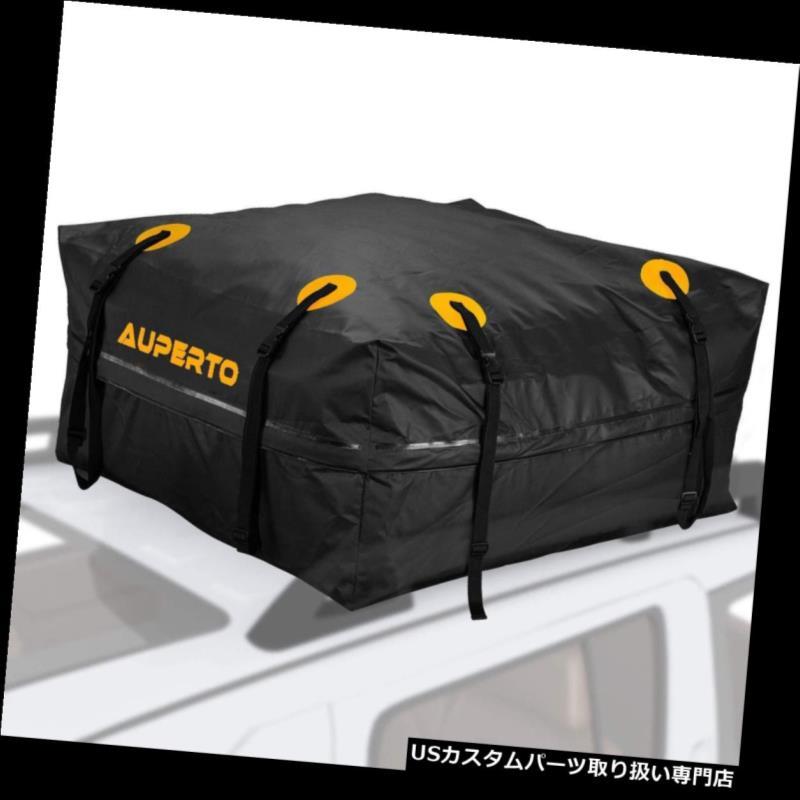 カーゴ ルーフ キャリア サイドレールが付いている車のための屋上の貨物運搬人袋15立方フィートの防水貨物袋 Rooftop Cargo Carrier Bag 15 cu ft Waterproof Cargo Bag for Cars with Side Rails