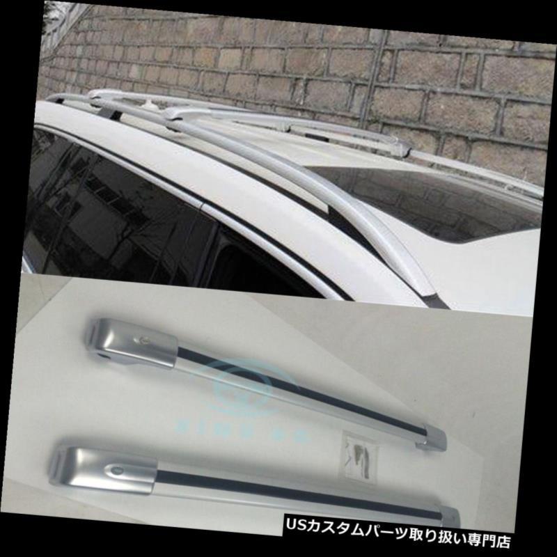 カーゴ ルーフ キャリア スバルフォレスター2009-12用改装手荷物荷物トップルーフラックレールクロスバー For Subaru Forester 2009-12 Modified Baggage Luggage Top Roof Rack Rail Crossbar