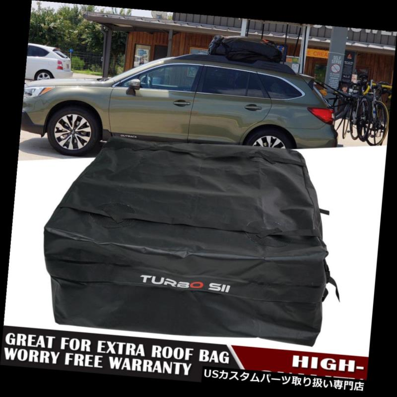 カーゴ ルーフ キャリア 防水カーゴルーフトップキャリアバッグ収納荷物CARルーフトップトラベルパッケージ Waterproof Cargo Roof Top Carrier Bag Storage Luggage CAR Rooftop Travel Package