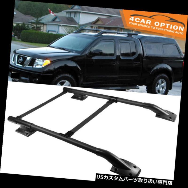 カーゴ ルーフ キャリア 05-17日産フロンティア4Dr OEスタイルルーフラックSUVアルミ用 Fits For 05-17 Nissan Frontier 4Dr OE Style Roof Rack SUV Aluminum