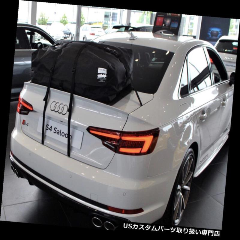 カーゴ ルーフ キャリア Audi A4 Berlina - ルーフボックス、ルーフラック、カーゴキャリア:ブートバッグラゲッジシステム Audi A4 Berlina - Roof Box, Roof Rack, Cargo Carrier : Boot-bag Luggage System