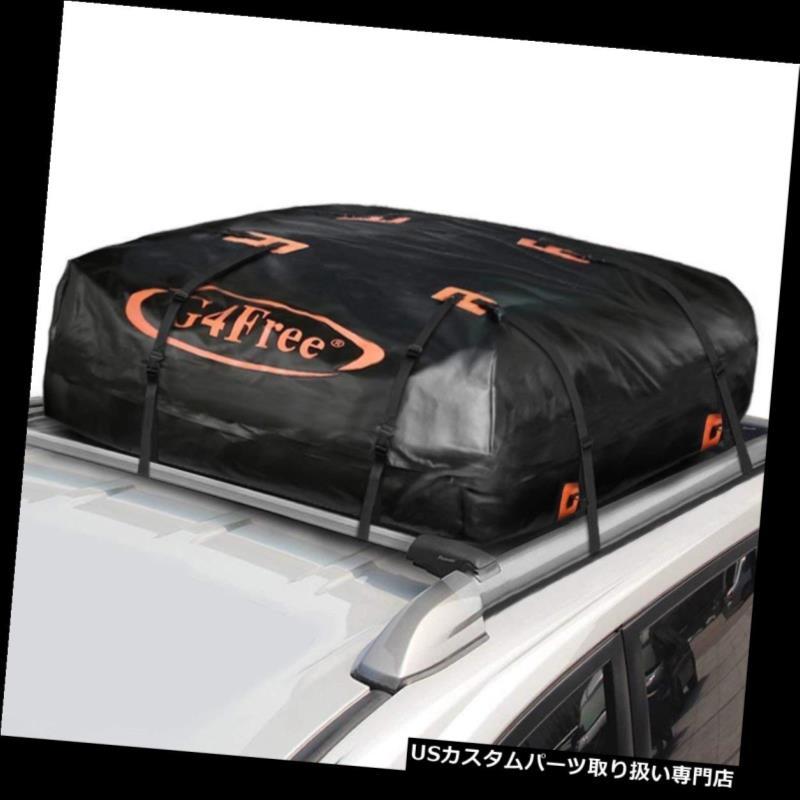カーゴ ルーフ キャリア 柔らかい屋根袋の貨物を取付けること容易な15.7立方フィートの防水車の上のキャリア 15.7 Cubic Feet Waterproof Car Top Carrier Easy to Install Soft Roof Bag Cargo