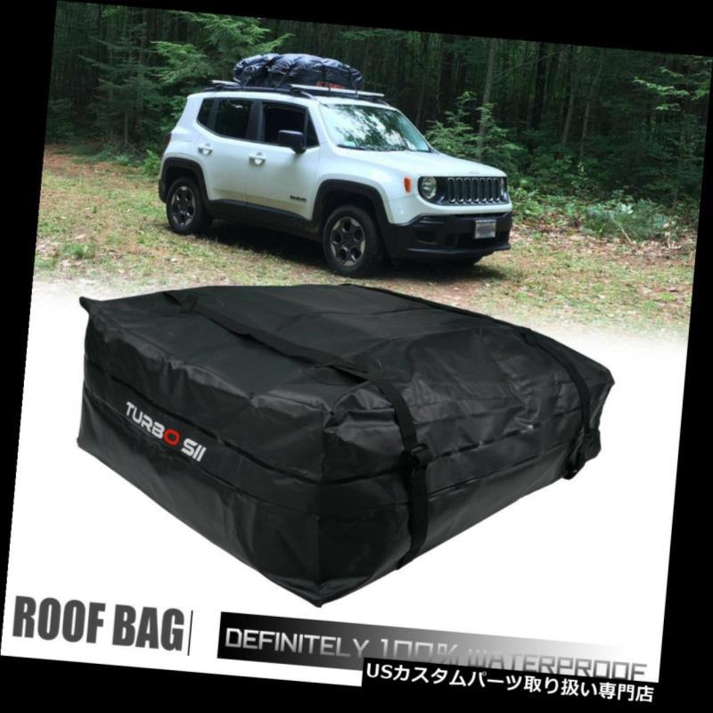 カーゴ ルーフ キャリア カーゴ防水ルーフトップキャリアバッグラック収納荷物車屋上旅行 Cargo Waterproof Roof Top Carrier Bag Rack Storage Luggage Car Rooftop Travel us