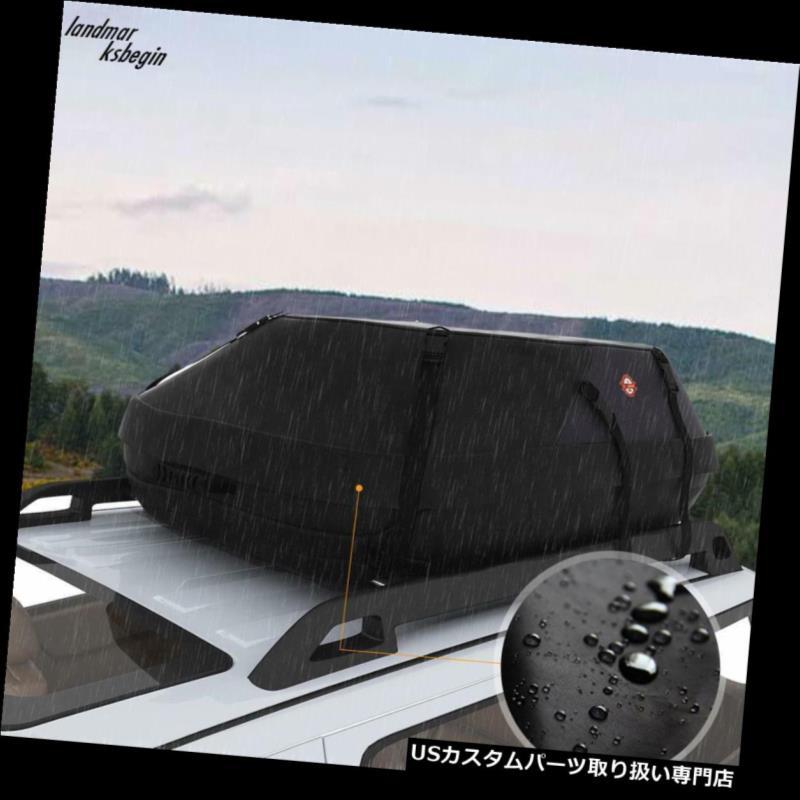 カーゴ ルーフ キャリア ポータブルカーカーゴルーフトップキャリアバッグラック収納荷物防水屋上 Portable Car Cargo Roof Top Carrier Bag Rack Storage Luggage Waterproof Rooftop