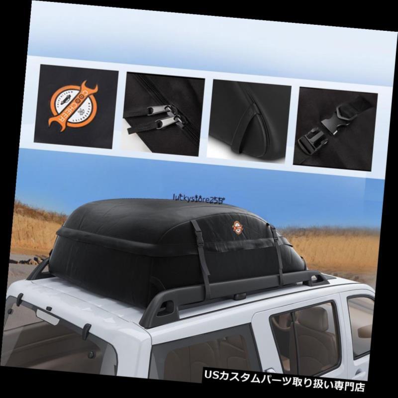 カーゴ ルーフ キャリア カーゴルーフトップ防水ルーフトップキャリアバッグラック収納荷物トラベルgh Cargo Car Rooftop Waterproof Roof Top Carrier Bag Rack Storage Luggage Travel gh