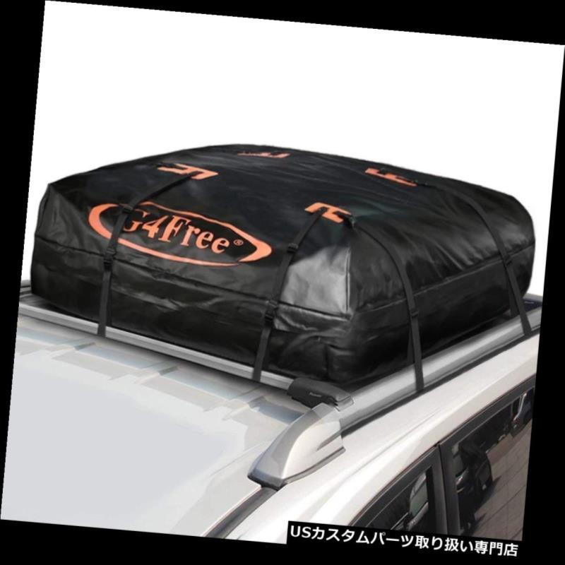 カーゴ ルーフ キャリア 柔らかい屋根の上の貨物袋を取付けること容易な18.5 15.5立方フィートの車の上のキャリア 18.5 15.5 Cubic Feet Car Top Carrier Easy to Install Soft Roof Top Cargo Bag