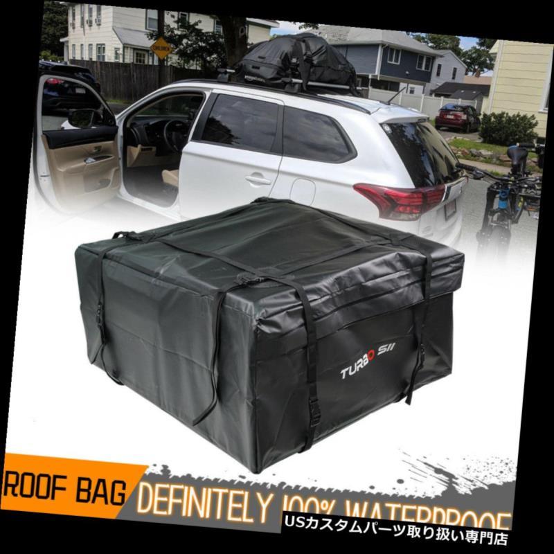 カーゴ ルーフ キャリア カーバンSuvルーフトップカーゴラックキャリア防水荷物トラベルバッグソフトサイド Car Van Suv Roof Top Cargo Rack Carrier Waterproof Luggage Travel Bag Soft-Sided