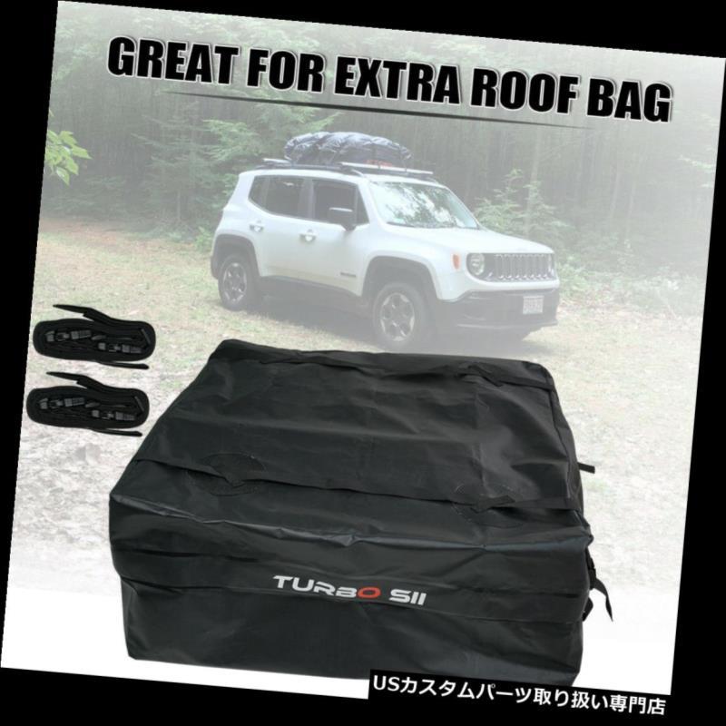 カーゴ ルーフ キャリア 15立方貨物防水ルーフトップキャリアバッグ収納荷物車屋上旅行 15Cubic Cargo Waterproof Roof Top Carrier Bag Storage Luggage Car Rooftop Travel