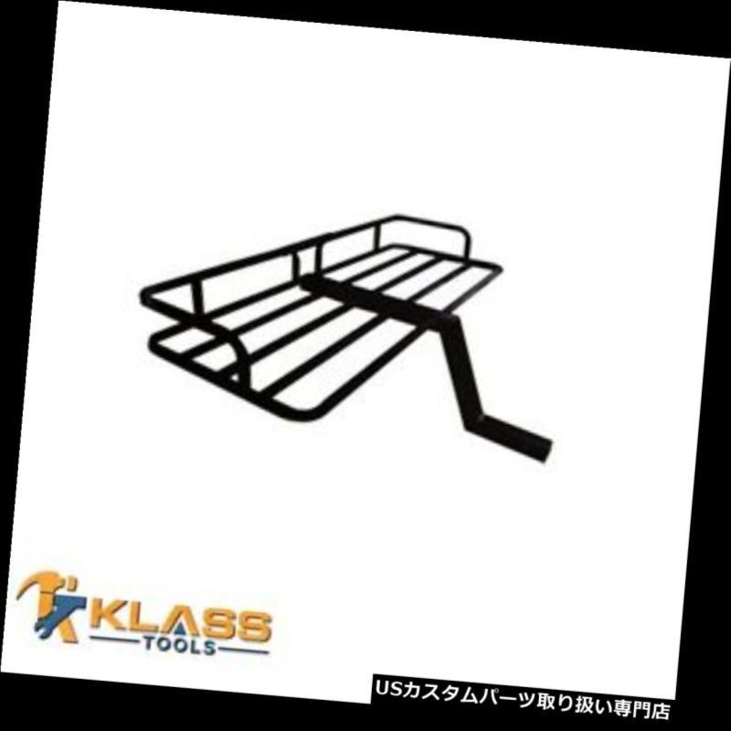 カーゴ ルーフ キャリア 500バーツ容量バスケットボールキャリアZバーw / mfg保証付き 500 pound capacity Basket Cargo Carrier with Z Bar w/ mfg Warranty
