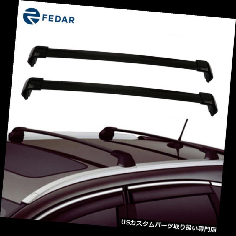 カーゴ ルーフ キャリア Fedar Fits 2012-2016 Honda CRVルーフラッククロスバーカーゴキャリア Fedar Fits 2012-2016 Honda CRV Roof Rack Cross Bar Cargo Carrier